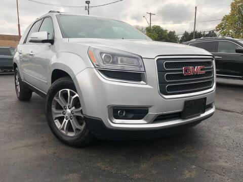 2014 GMC Acadia for sale at Cap City Motors LLC in Columbus OH