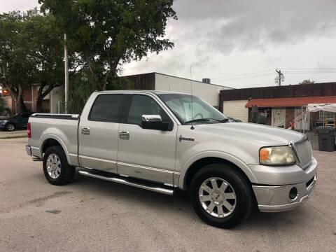 2006 Lincoln Mark LT for sale at Florida Cool Cars in Fort Lauderdale FL