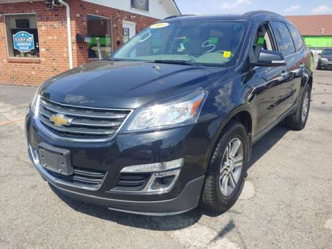 2015 Chevrolet Traverse for sale at L&M Auto Import in Gastonia NC