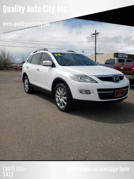 2008 Mazda CX-9 for sale at Quality Auto City Inc. in Laramie WY
