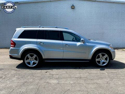 2011 Mercedes-Benz GL-Class for sale at Smart Chevrolet in Madison NC