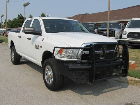 2016 RAM Ram Pickup 2500 for sale at Dealer One Auto Credit in Oklahoma City OK