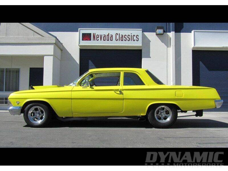 1962 Chevrolet Biscayne for sale at SW Dynamic Motorsports in Garland TX
