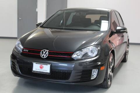 2013 Volkswagen GTI for sale at Mag Motor Company in Walnut Creek CA
