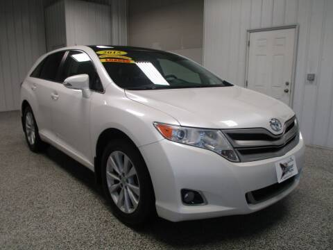 2015 Toyota Venza for sale at LaFleur Auto Sales in North Sioux City SD