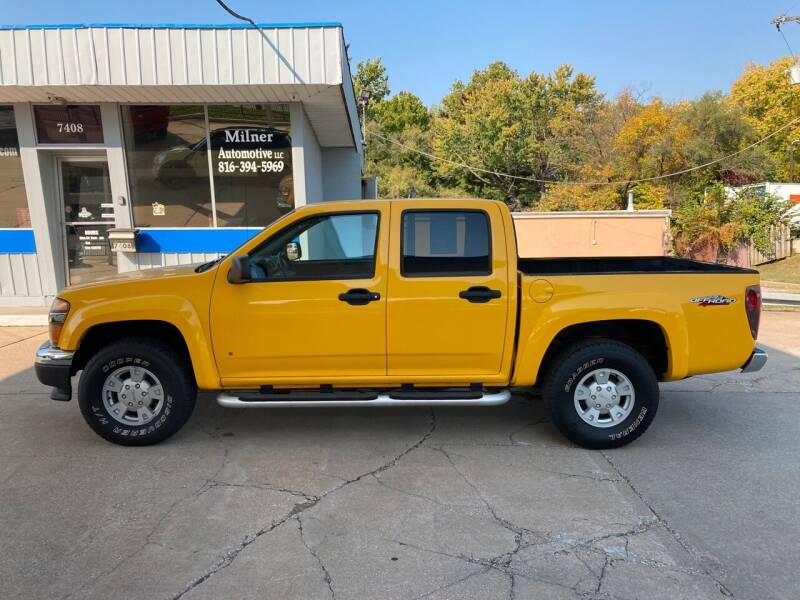 2006 GMC Canyon for sale at GRC OF KC in Gladstone MO