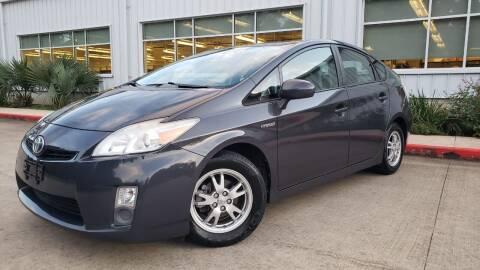 2010 Toyota Prius for sale at Houston Auto Preowned in Houston TX
