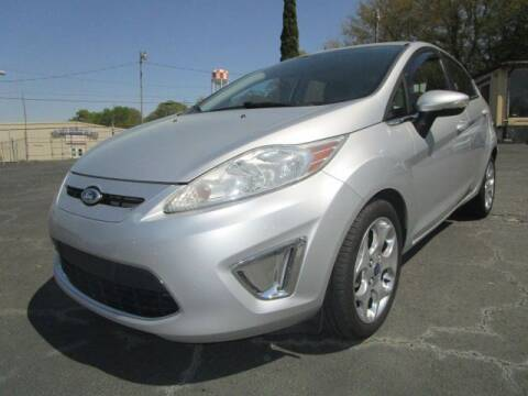2013 Ford Fiesta for sale at Lewis Page Auto Brokers in Gainesville GA
