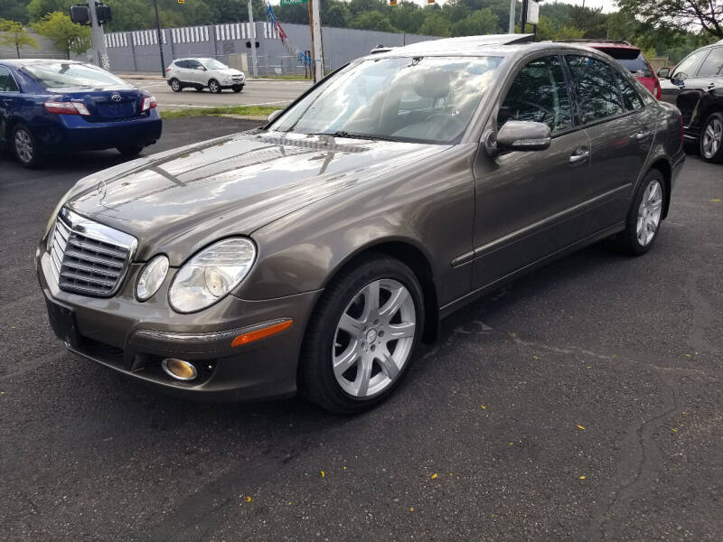 2008 Mercedes-Benz E-Class for sale at Cedar Auto Group LLC in Akron OH