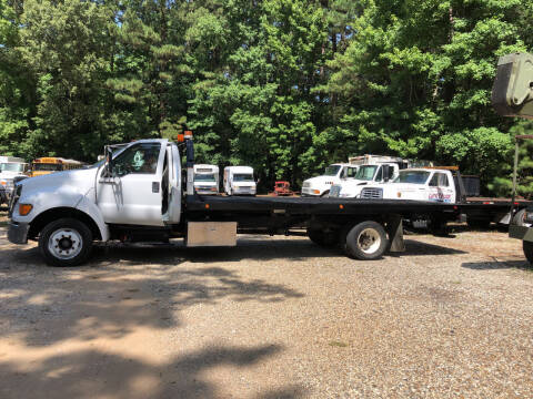 2005 Ford F-650 Super Duty for sale at M & W MOTOR COMPANY in Hope AR