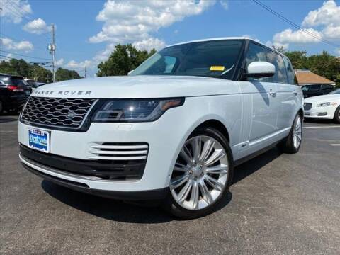 2018 Land Rover Range Rover for sale at iDeal Auto in Raleigh NC
