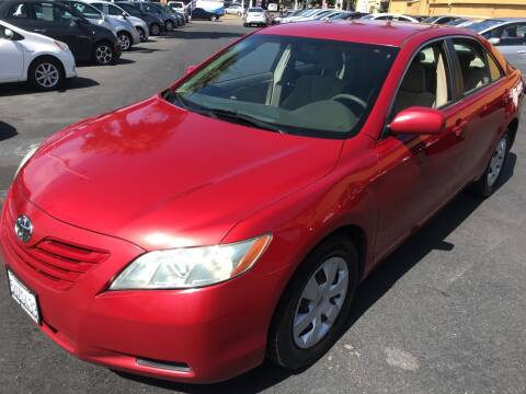 2007 Toyota Camry for sale at CARZ in San Diego CA