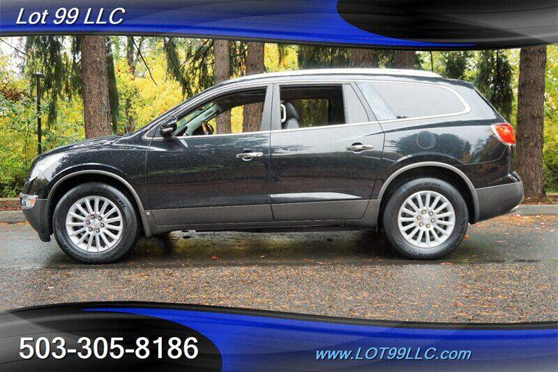 2010 Buick Enclave for sale at LOT 99 LLC in Milwaukie OR