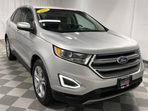 2018 Ford Edge for sale at Mr. Car LLC in Brentwood MD