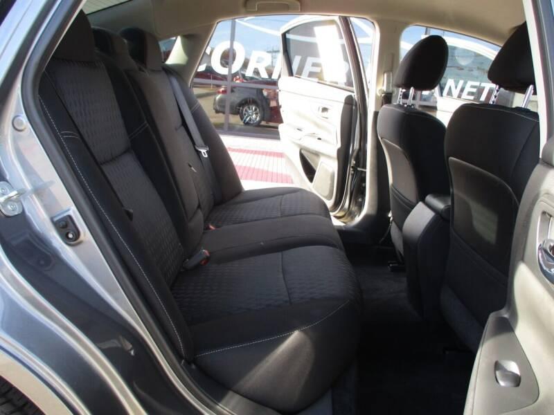 2018 Nissan Altima 2.5 S 4dr Sedan - Bryan TX