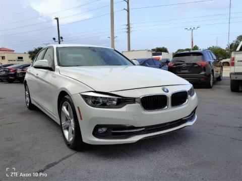 2015 BMW 3 Series for sale at Start Auto Liquidation Center in Miramar FL