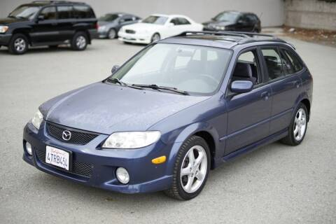 2002 Mazda Protege5 for sale at Sports Plus Motor Group LLC in Sunnyvale CA