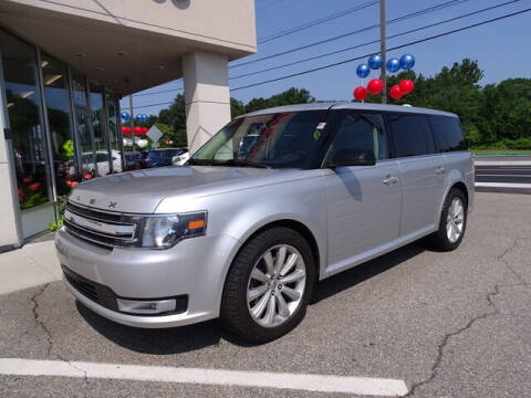 2014 Ford Flex for sale at KING RICHARDS AUTO CENTER in East Providence RI