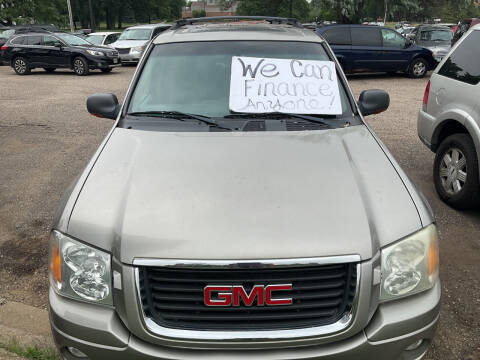 2002 GMC Envoy for sale at Continental Auto Sales in White Bear Lake MN