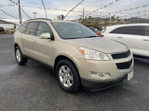 2012 Chevrolet Traverse for sale at Los Compadres Auto Sales in Riverside CA