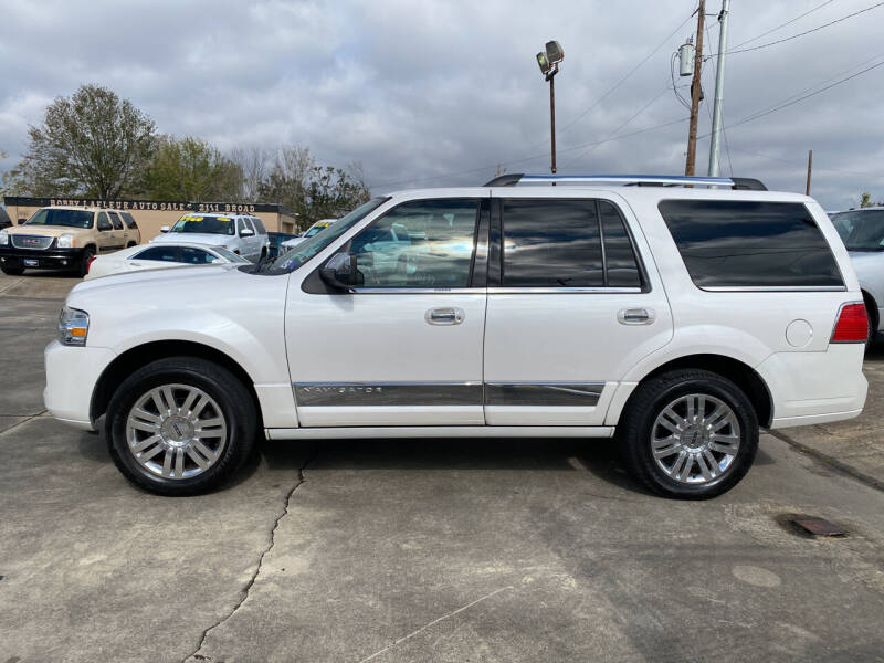 2011 Lincoln Navigator for sale at Bobby Lafleur Auto Sales in Lake Charles LA