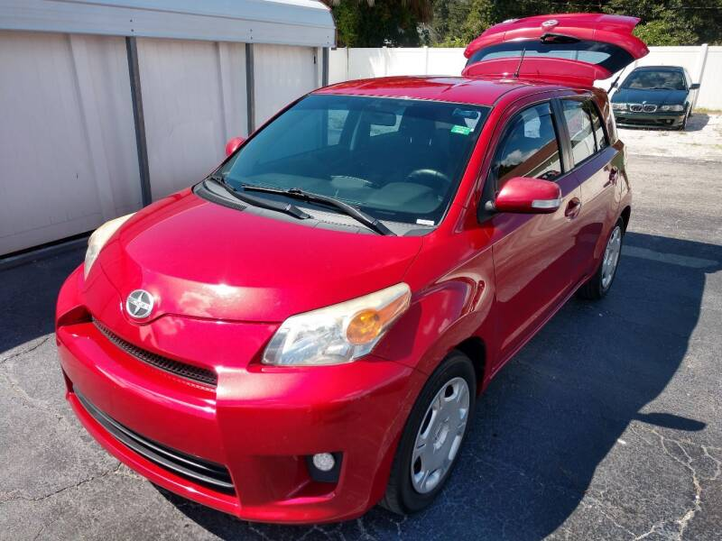 2009 Scion xD for sale at AFFORDABLE AUTO SALES in We Finance Everyone! FL