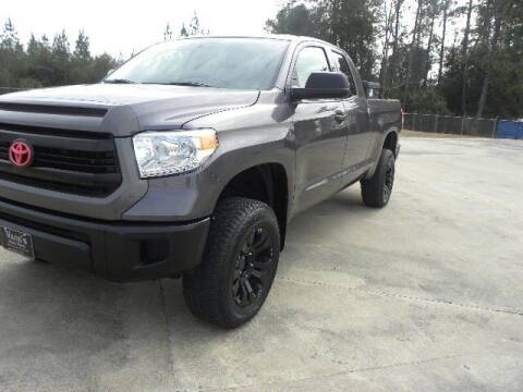 2015 Toyota Tundra for sale at VANN'S AUTO MART in Jesup GA