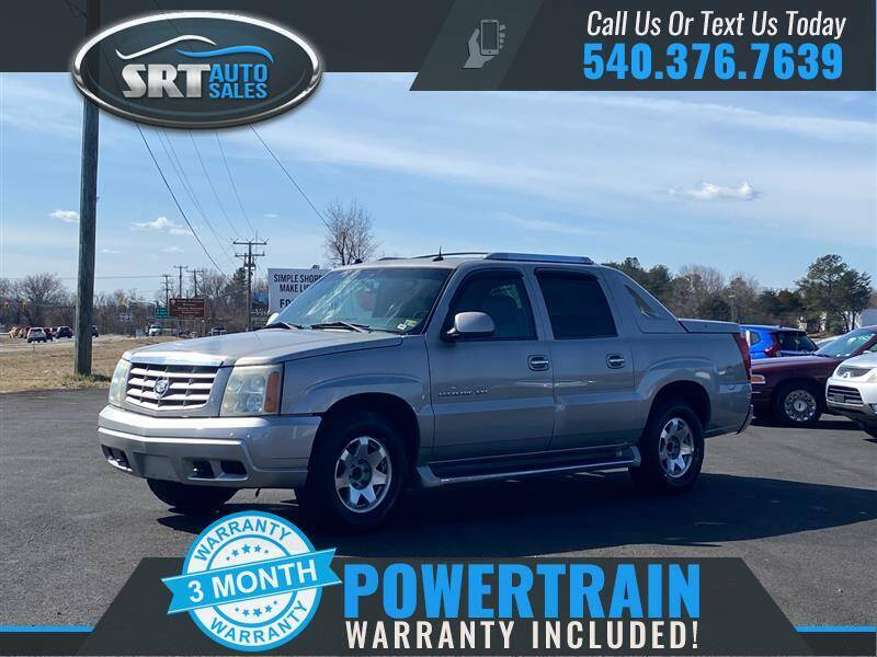2004 Cadillac Escalade EXT for sale in King George, VA