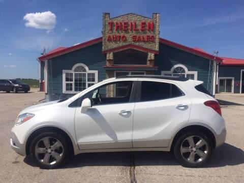 2013 Buick Encore for sale at THEILEN AUTO SALES in Clear Lake IA