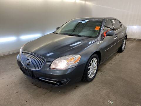 2011 Buick Lucerne for sale at Doug Dawson Motor Sales in Mount Sterling KY