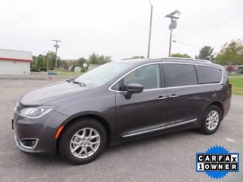2020 Chrysler Pacifica for sale at DUNCAN SUZUKI in Pulaski VA
