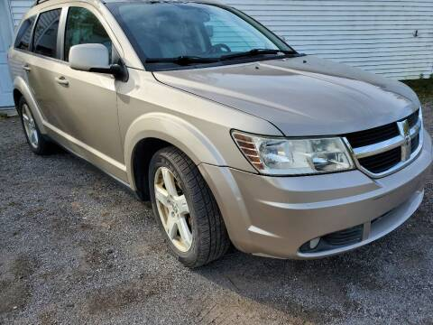 2009 Dodge Journey for sale at T & R Adventure Auto in Buffalo NY
