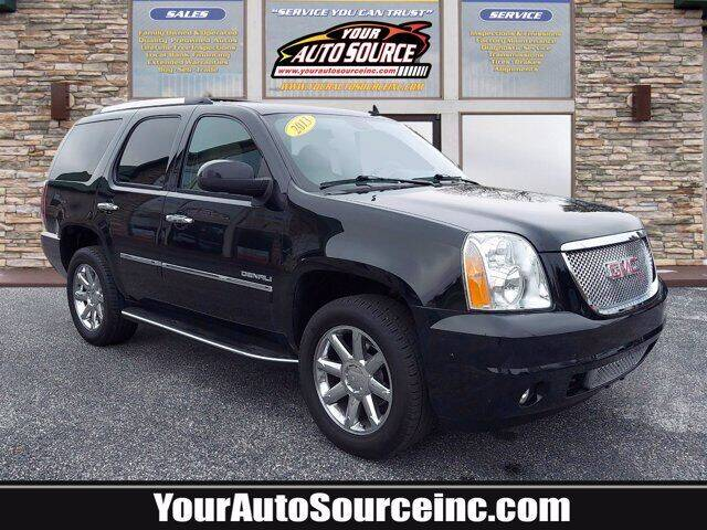 2013 GMC Yukon for sale at Your Auto Source in York PA