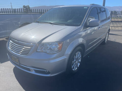 2016 Chrysler Town and Country for sale at Soledad Auto Sales in Soledad CA
