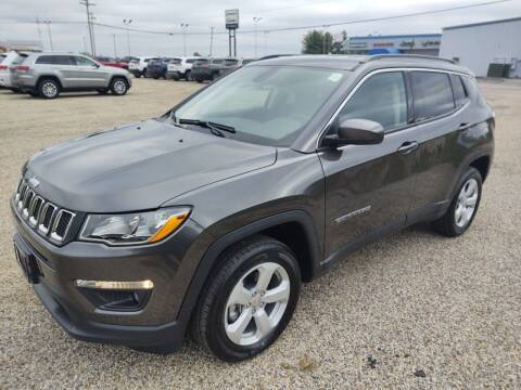 2021 Jeep Compass for sale at Art Hossler Auto Plaza Inc - New Chrysler in Canton IL