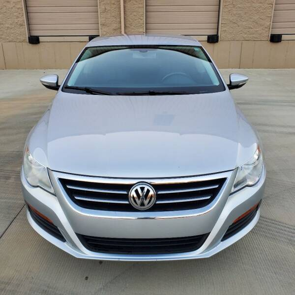 2012 Volkswagen CC for sale at 601 Auto Sales in Mocksville NC