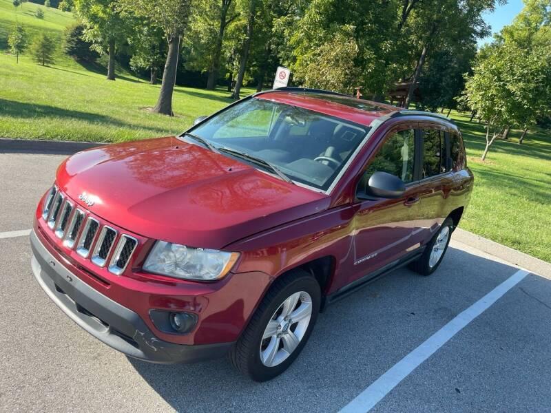2011 Jeep Compass for sale at CHAD AUTO SALES in Bridgeton MO