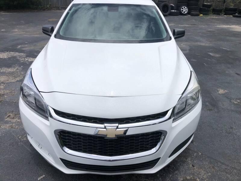 2014 Chevrolet Malibu for sale at Auction Direct Plus in Miami FL