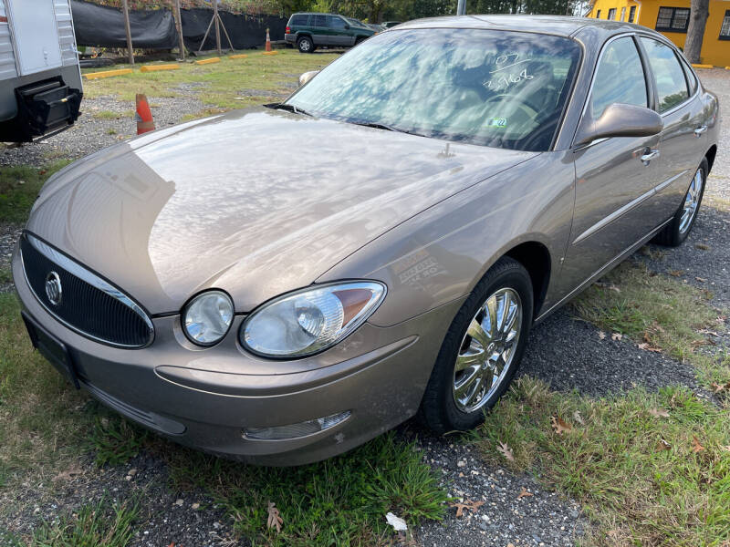 2007 Buick LaCrosse for sale at Branch Avenue Auto Auction in Clinton MD