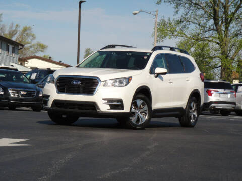 2020 Subaru Ascent for sale at Jack Schmitt Chevrolet Wood River in Wood River IL