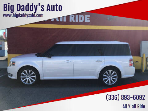 2013 Ford Flex for sale at Big Daddy's Auto in Winston-Salem NC