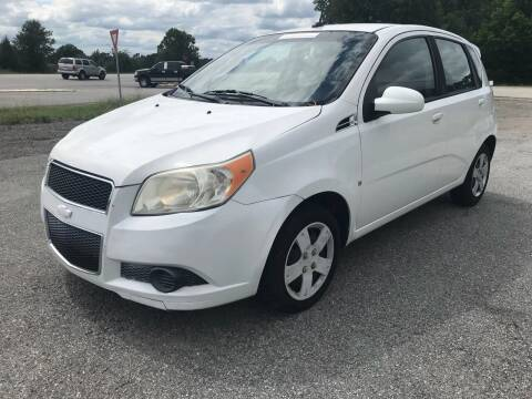2009 Chevrolet Aveo for sale at Champion Motorcars in Springdale AR