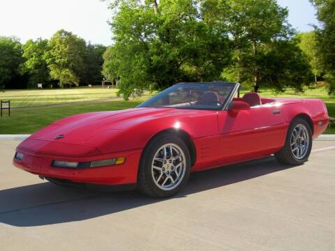 1994 Chevrolet Corvette for sale at Ron Carter  Clear Lake Used Cars in Houston TX