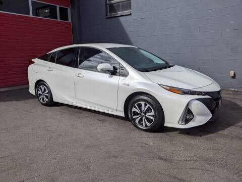 2018 Toyota Prius Prime for sale at Paramount Motors NW in Seattle WA