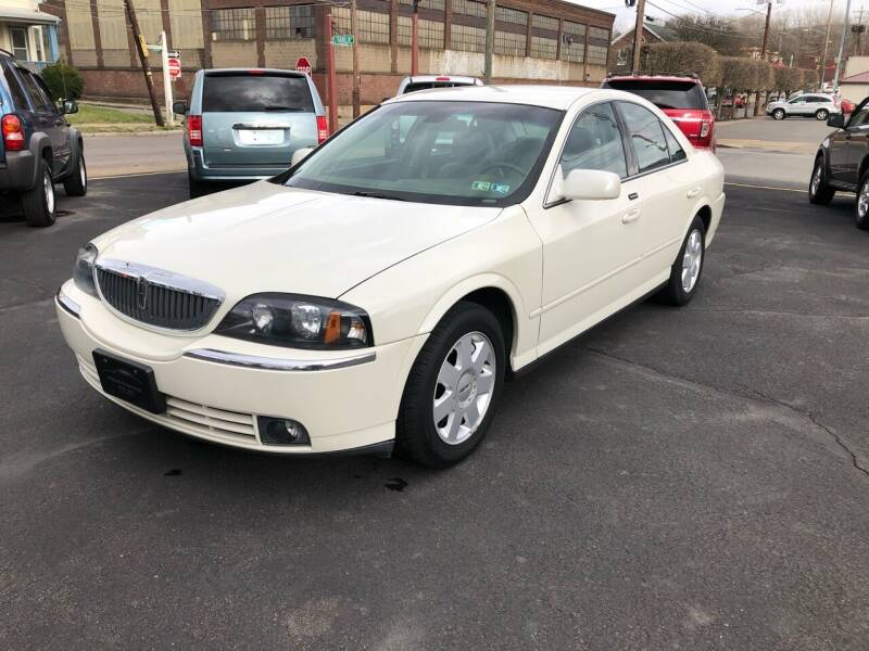 2004 Lincoln LS for sale at Roche's Garage & Auto Sales in Wilkes-Barre PA