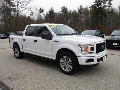 2018 Ford F-150 for sale at MC FARLAND FORD in Exeter NH