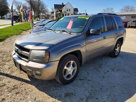 2008 Chevrolet TrailBlazer for sale at JDL Automotive and Detailing in Plymouth WI