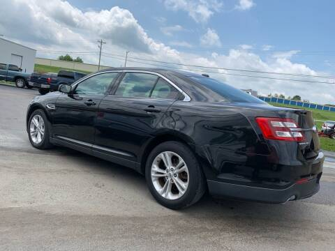 2014 Ford Taurus for sale at Auto Martt, LLC in Harrodsburg KY