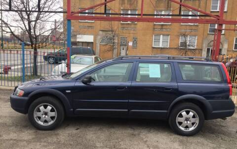 2002 Volvo XC70 for sale at HW Used Car Sales LTD in Chicago IL