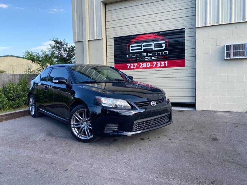 2012 Scion tC for sale at Elite Auto Group LLC in Pinellas Park FL